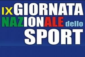 IX gionata nazionale dello sport