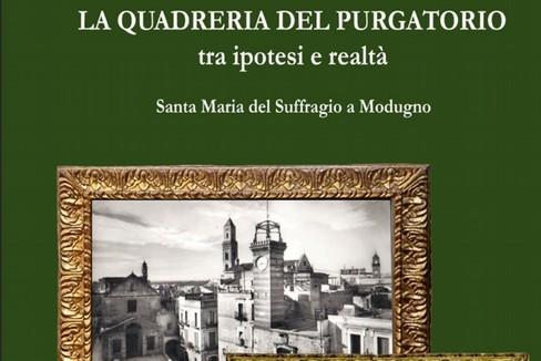 presentazione libro - la quadreria del purgatorio