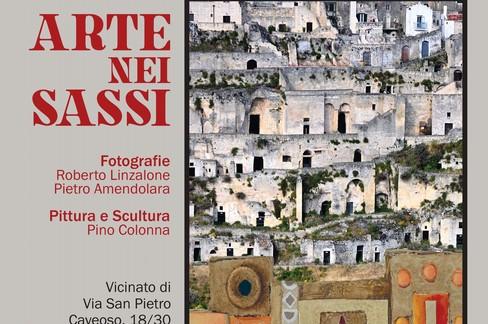 """Tra scatti e quadri, a Matera la mostra  """"Arte nei Sassi """""""