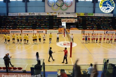 Volley: play off serie C, la Casareale sconfitta a Molfetta