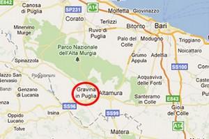 Cartina Puglia Gioia Del Colle.Cercasi Gravina Su Google Map
