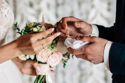 Matrimoni in pandemia, tanta voglia di sposarsi