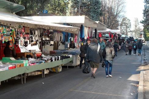 Festa dell'Immacolata con il mercato