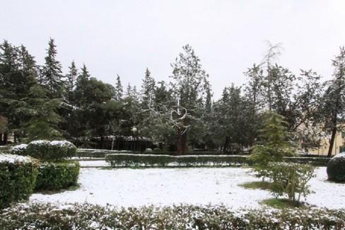 Oggi e domani allerta meteo per neve