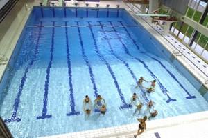 new piscina