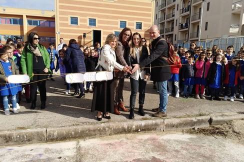 """Alla scuola  """"Don Saverio Valerio """" torna """"Ortoincondotta"""""""