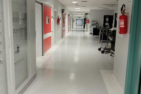 Asl Bari: a breve attivo il reparto Covid all'ospedale della Murgia