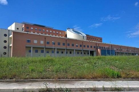 Inaugurazione unità di medicina trasfusionale all'Ospedale della Murgia