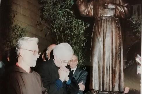 Padre Marciano Morra e Don Michele Paternoster
