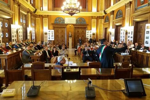 Elezioni Città Metropolitana, tre i candidati di Gravina
