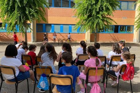 Scuola Don Saverio Valerio, un successo i Pon estivi