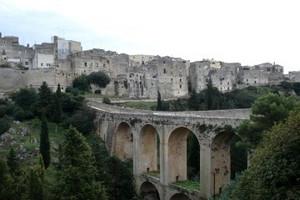Il ponte è il simbolo dell'orgoglio di Gravina