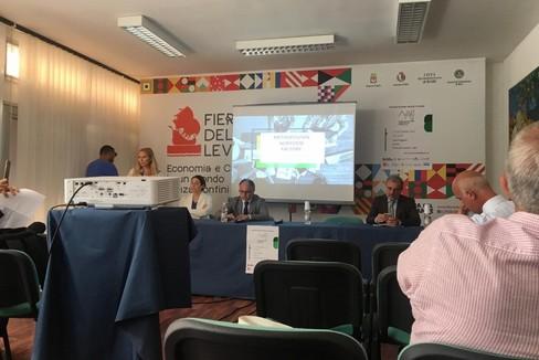 """Alla Fiera del Levante presentato il """"Metropolitan Agrifood Factory"""""""