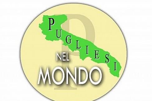 Logo associazione Pugliesi nel mondo