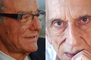 Roberto Herlitzka e Alberto Rubini