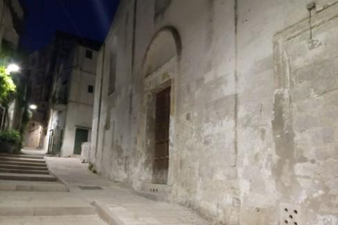 La chiesa di San Giovanni Battista nel rione Fondovito