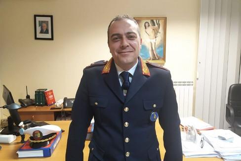 Simone Lamuraglia- Comandante Polizia Locale