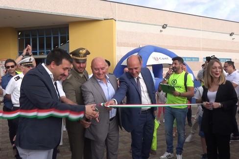 Inaugurazione sportivity 2018