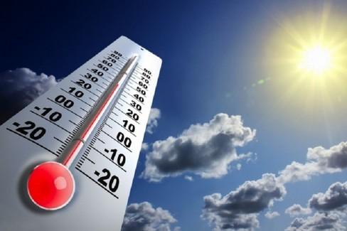 Ondate di calore, altre giornate da bollino arancione