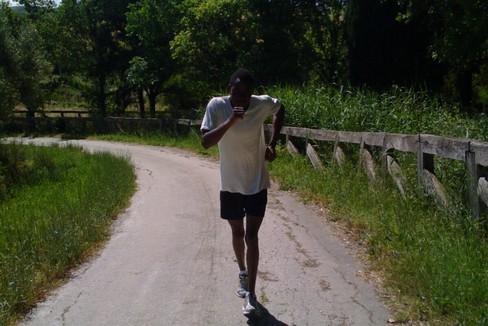 trail delle 5 querce 2016