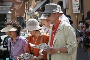 """Seconda giornata del turista"""" del consorzio GravinainMurgia"""