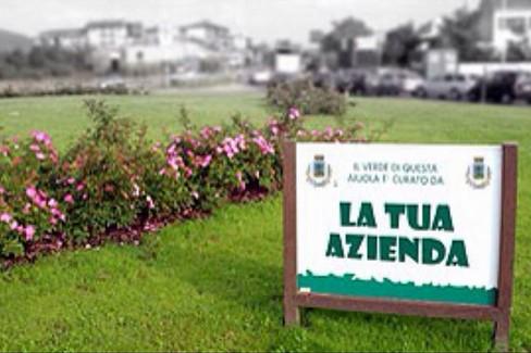 adozione area verde