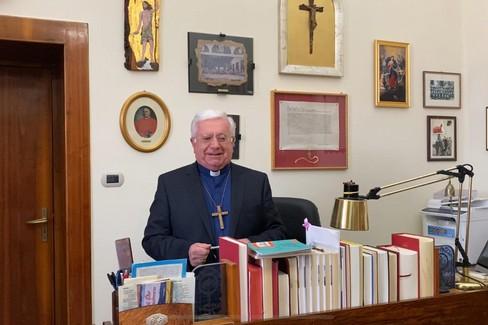 Messaggio augurale del vescovo Ricchiuti per la Pasqua