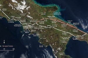 Sistema museale della Via Appia, Gravina presente