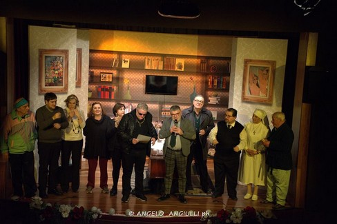 Week-end di risate al Teatro Vida