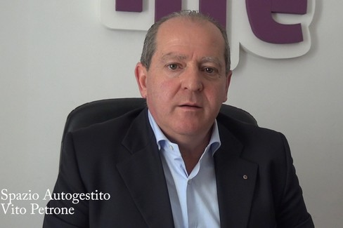 Candidato Consigliere Vito Petrone