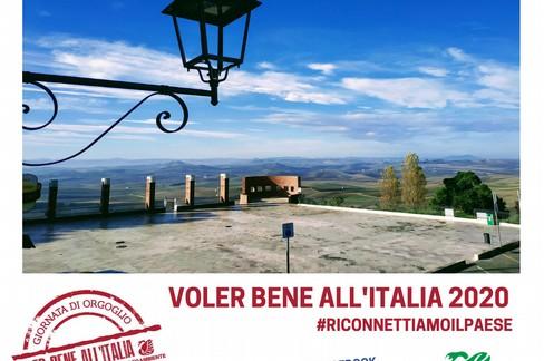 Voler bene all'Italia, Poggiorsini scelta per la festa dei borghi