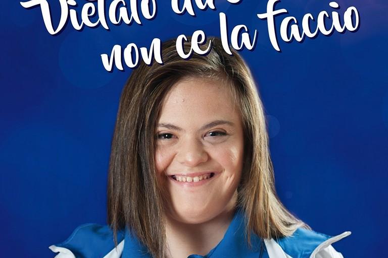 La campionessa paraolimpica Nicole Orlando