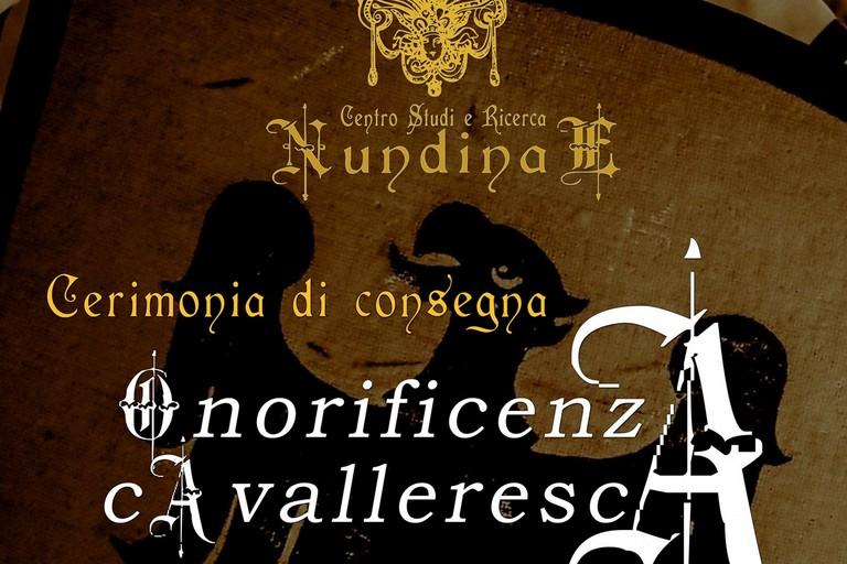 conferimento titolo benemeriti- Nundinae