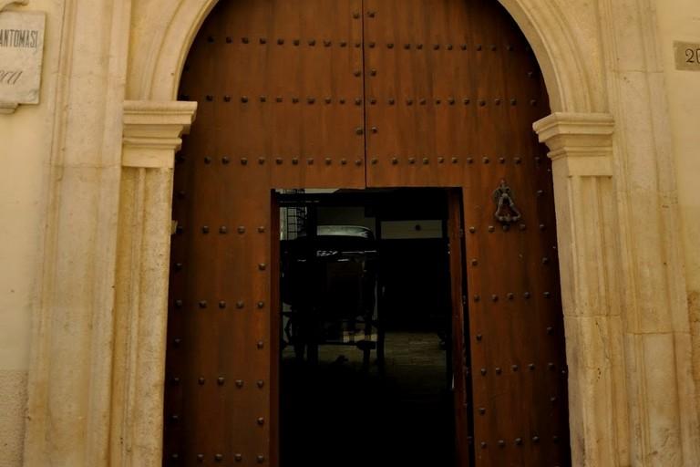 Palazzo Fondazione Santomasi