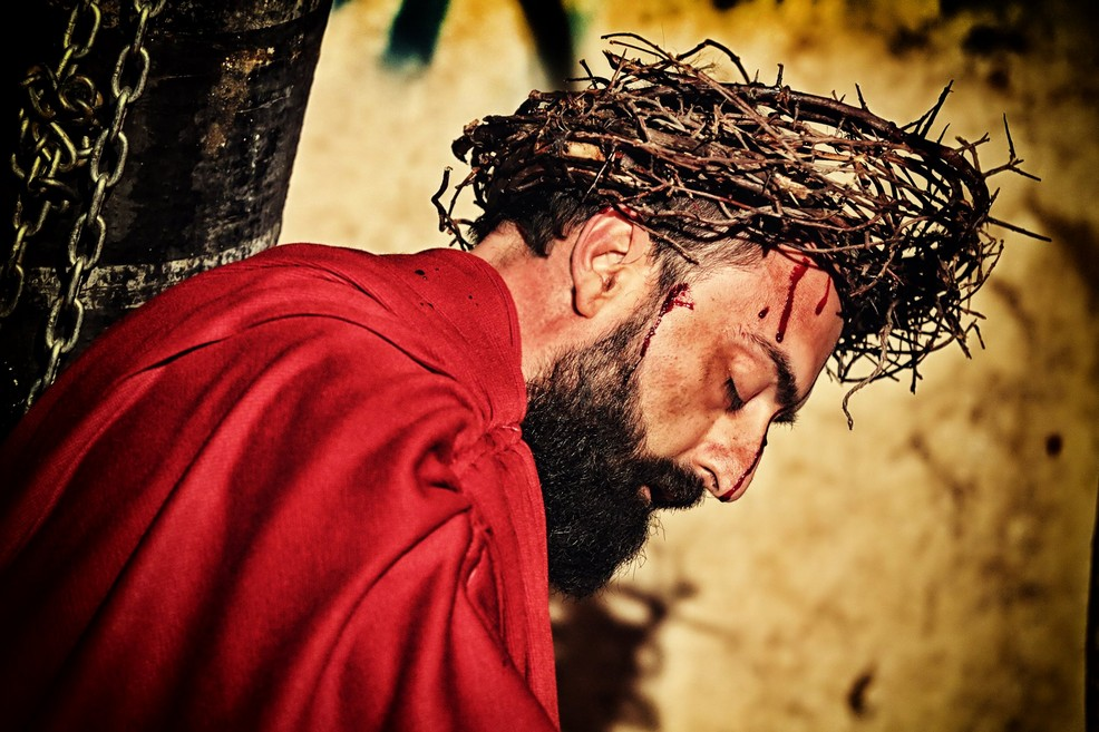 icona passio christi