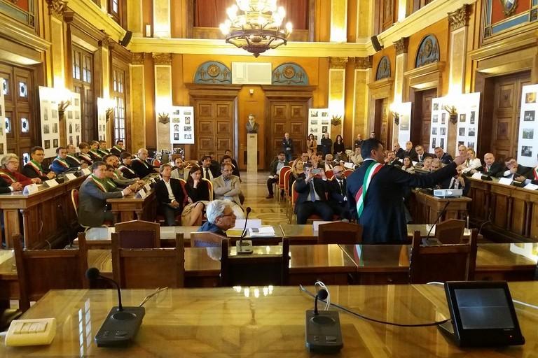 Consiglio metropolitano: approvato l'assestamento di bilancio