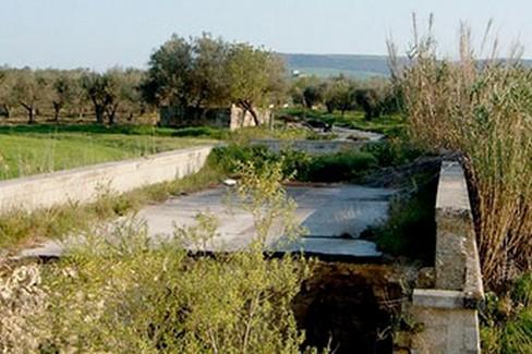 Ponte torrente Pentecchia
