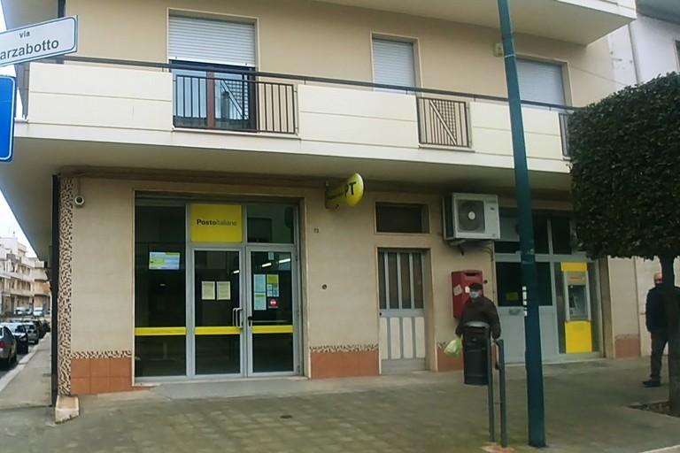 Poste Italiane, ufficio di Via Bari