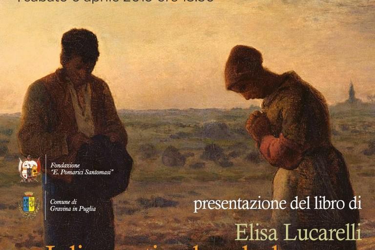 locandina presentazione libro Lucarelli