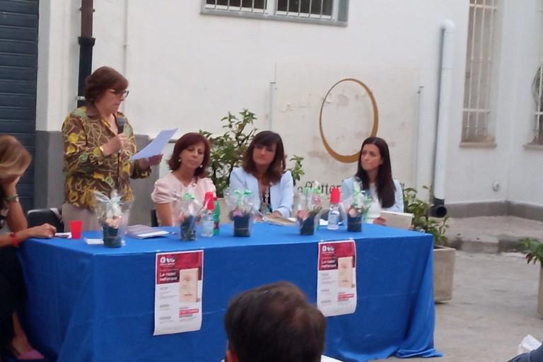 presentazione llibro Vincenza Lorusso