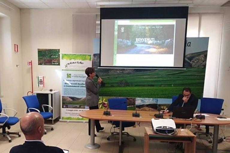 Presentazione portale Parco Alta Murgia