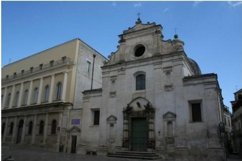 """""""Passeggiando con la storia"""" - chiesa Santa Maria del Suffragio"""