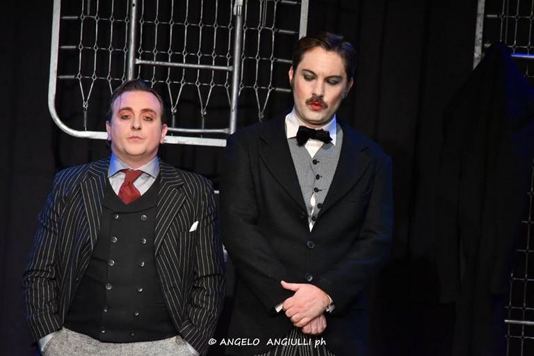 al vida cabaret Sacco & Vanzetti