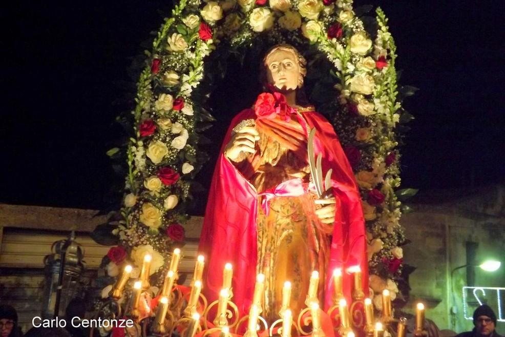Santa Lucia, stamattina la Traslazione, domani la festa