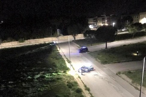 scippio bomba carta- polizia e carabinieri