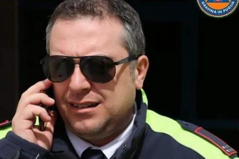 Simone Lamuraglia- nuovo comandante Polizia Locale