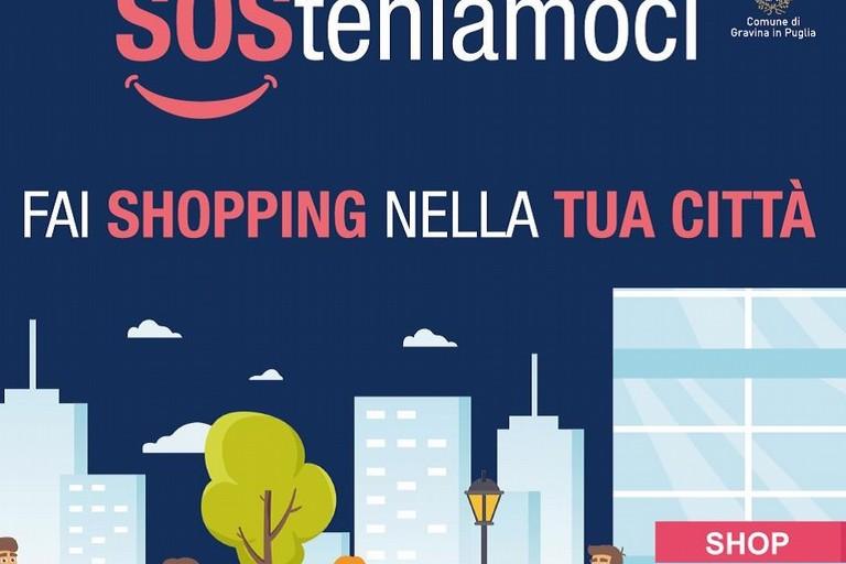 campagna sostegno shopping