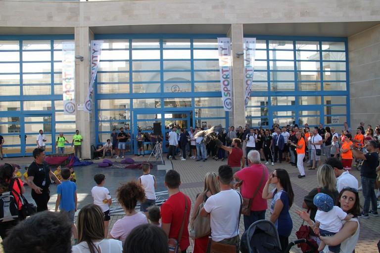 Cerimonia inaugurale Fiera Sportivity