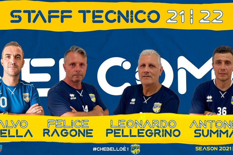 staff tecnico Fbc 2021-2022