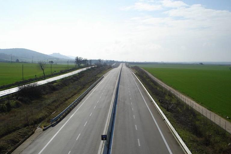 Strada R6 - Minervino Spinazzola